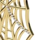 Spider Web Pendant